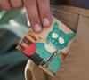 Desert Cat | RFID Wallet
