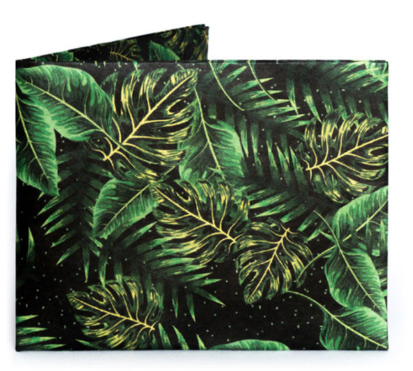 Leaves | RFID Wallet