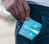 Fly Gelada | RFID Wallet