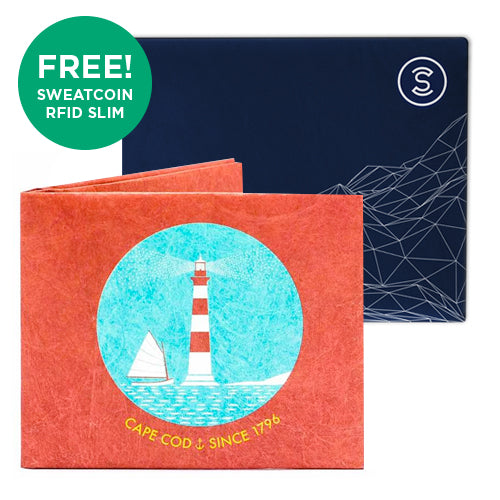 Lighthouse + Sweatcoin RFID Wallet