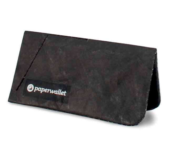 Solid Black Coin Pouch
