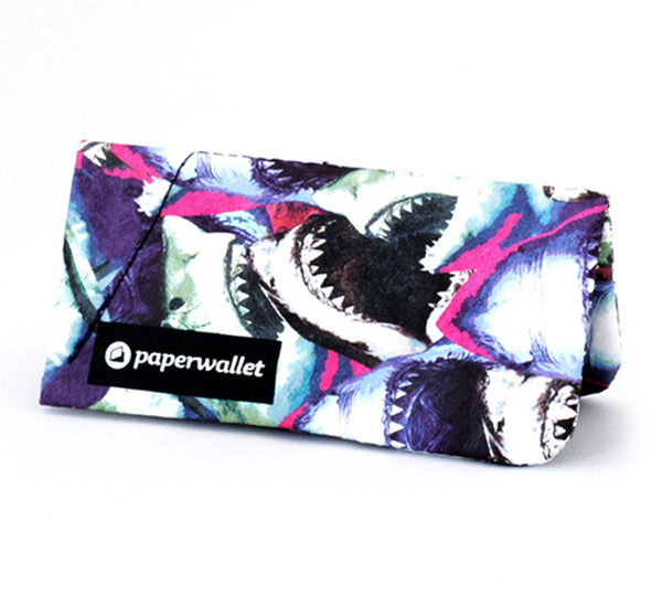 Shark Feed Coin Pouch