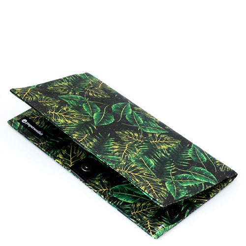 Leaves Clutch Wallet | RFID Protection