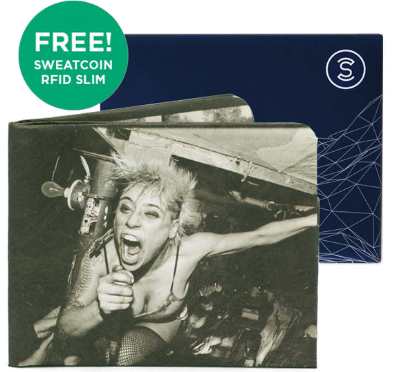 Bleckely + Sweatcoin RFID Wallet
