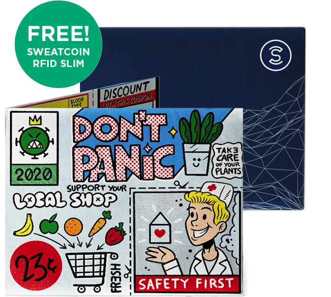 Survival Kit + Sweatcoin