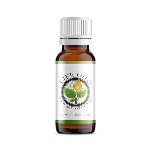 Life Oils Black Pepper Essential oil - 100 % Organic 10 ml, Australian owned.