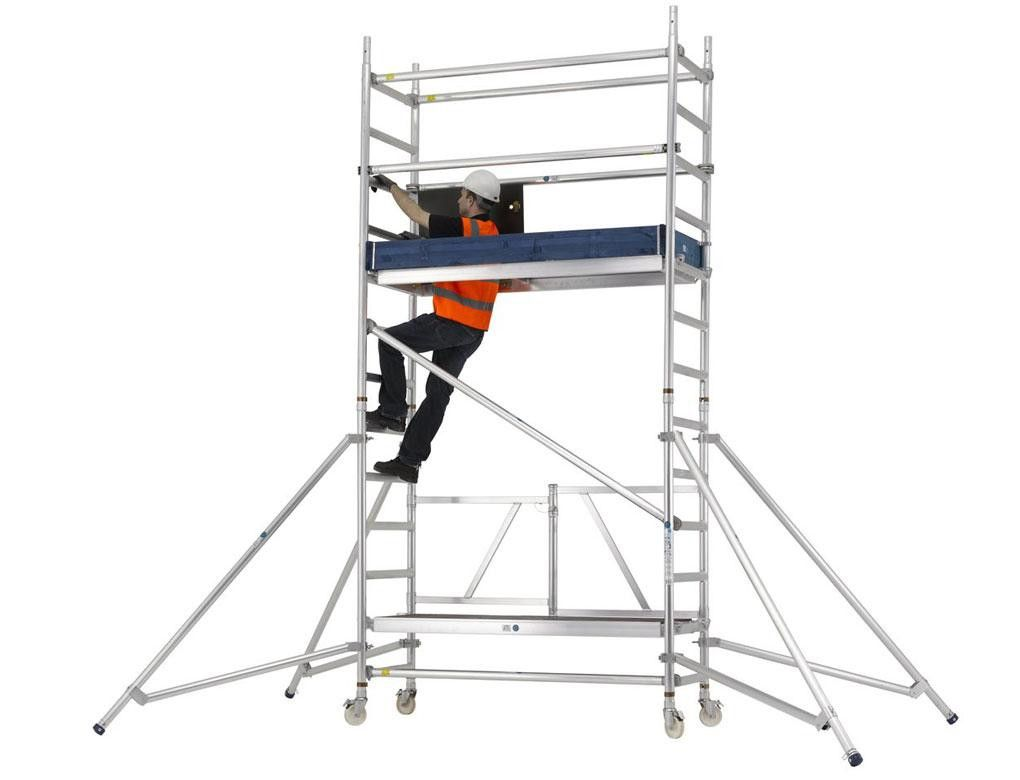 Zarges Reachmaster Mobile Scaffold Tower From 163 249 17