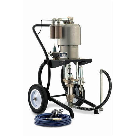 Q-Tech XT56 Pneumatic Airless Sprayer - PaintSprayTools