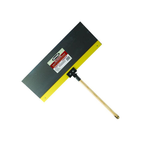 Aluminium Painters Shield - PaintSprayTools