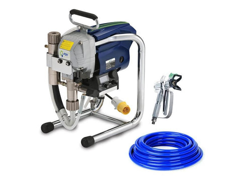 Q-Tech Q-P021 Airless Paint Sprayer - PaintSprayTools - 1