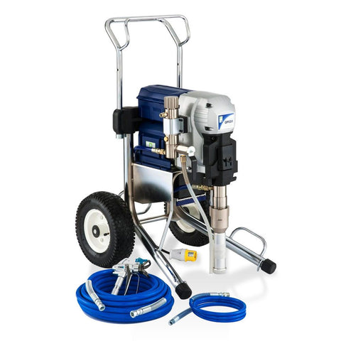 Q-Tech Q-P031 Airless Paint Sprayer - PaintSprayTools - 1