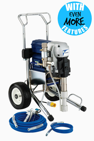 Q-Tech Q-P036 Airless Paint Sprayer