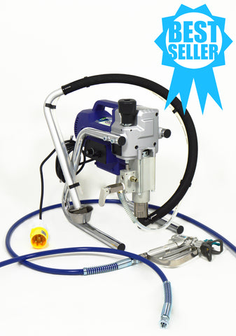 Q-Tech Q-P019 Airless Paint Sprayer
