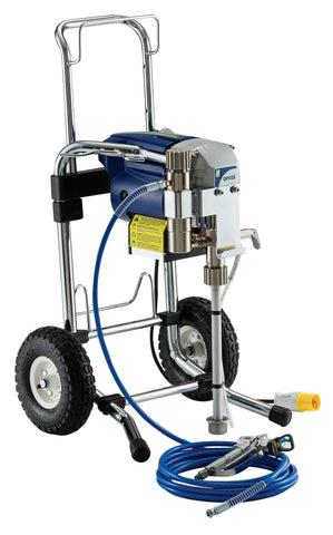 Q-Tech Q-P025 Airless Paint Sprayer