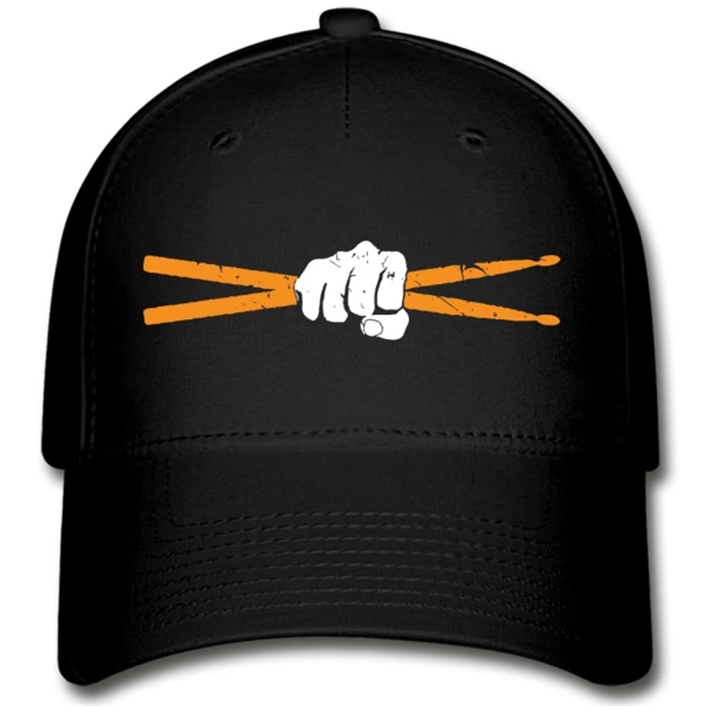 Drum Power Baseball Cap