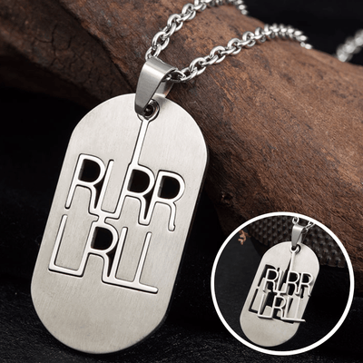 Paradiddle Necklace