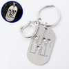 Paradiddle Keychain