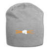 Jersey Beanie - heather gray