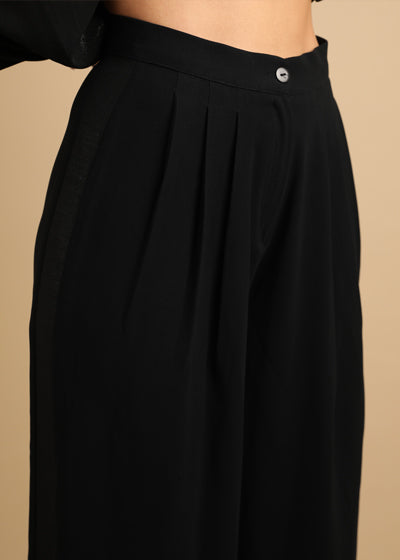 Pleated Taline Trousers