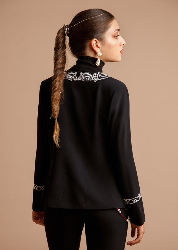 Embroidered Nane Jacket