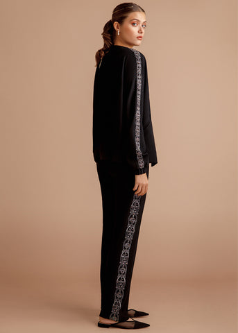 Beaded Arevik Trousers