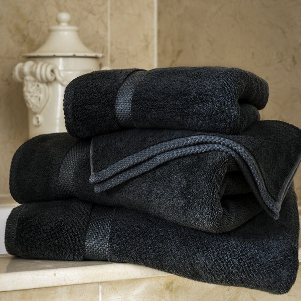800gsm Bamboo Towels - Charcoal