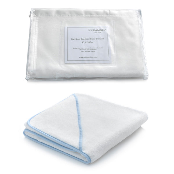 Baby Bamboo Blanket & Towel Set