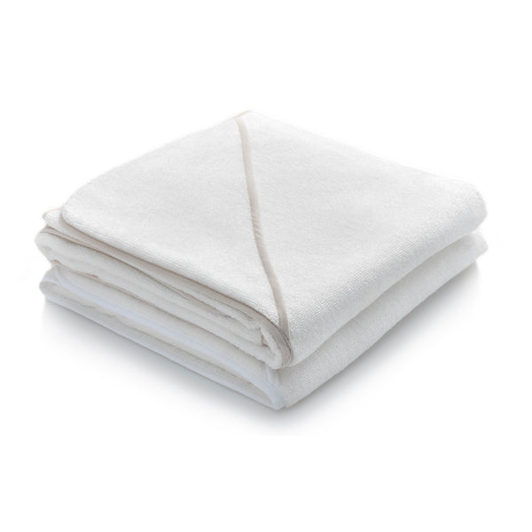 Baby Bamboo Hooded Towels - Set Of 2