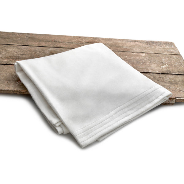 Bamboo Blanket - Soft Cream