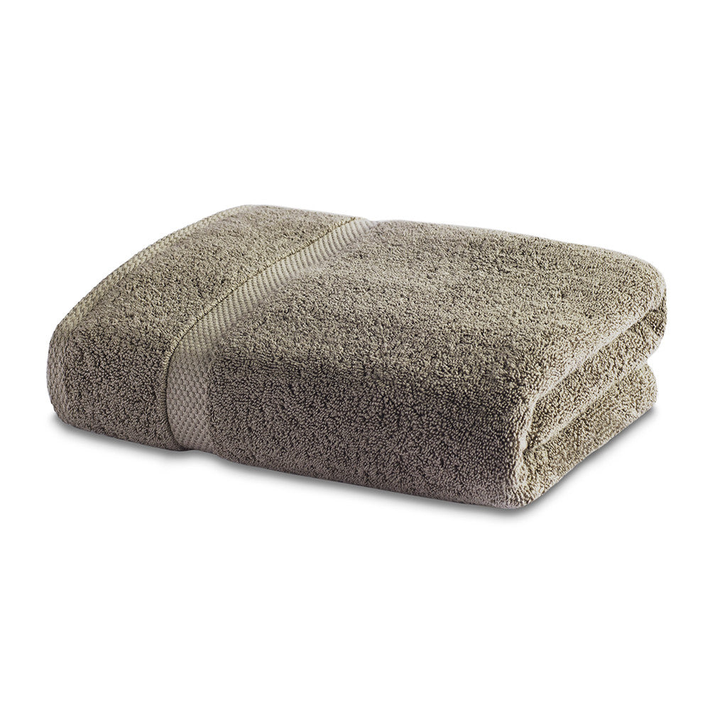 800gsm Bamboo Towels - Truffle
