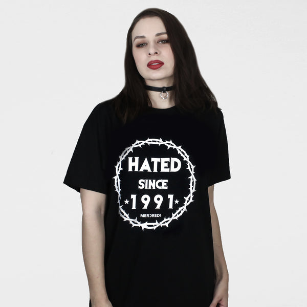 Hated Customized T Shirt