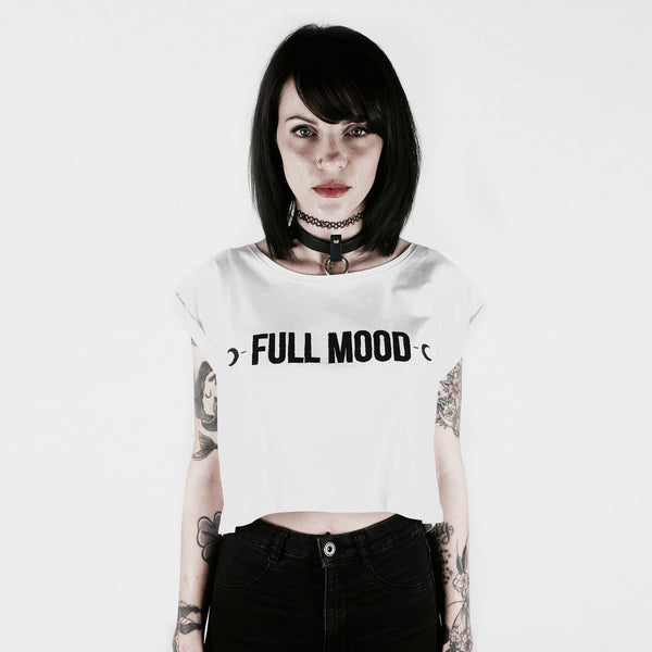 full mood crop top