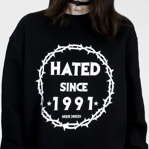 Hated Customized Sweater