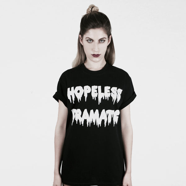 HOPELESS DRAMATIC T-SHIRT