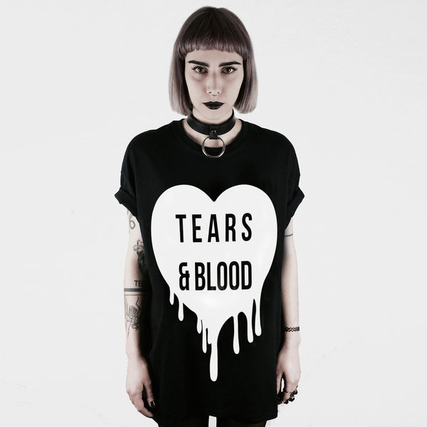 TEARS & BLOOD T-SHIRT