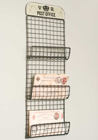 VR Post Office Wall Organizer - McDowell Design Co.