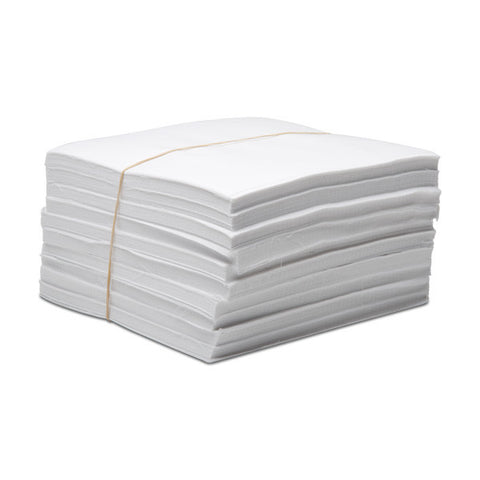 "POLY ACTION *WHITE* 8"" X 8"" (500 SHEETS) BACKING [666W888108T] [7-END-4-3]"