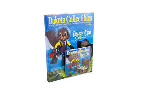 Dakota Collectibles Treasure Chest
