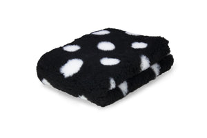 Black & White Spot Cosy Sleeve - HiK9