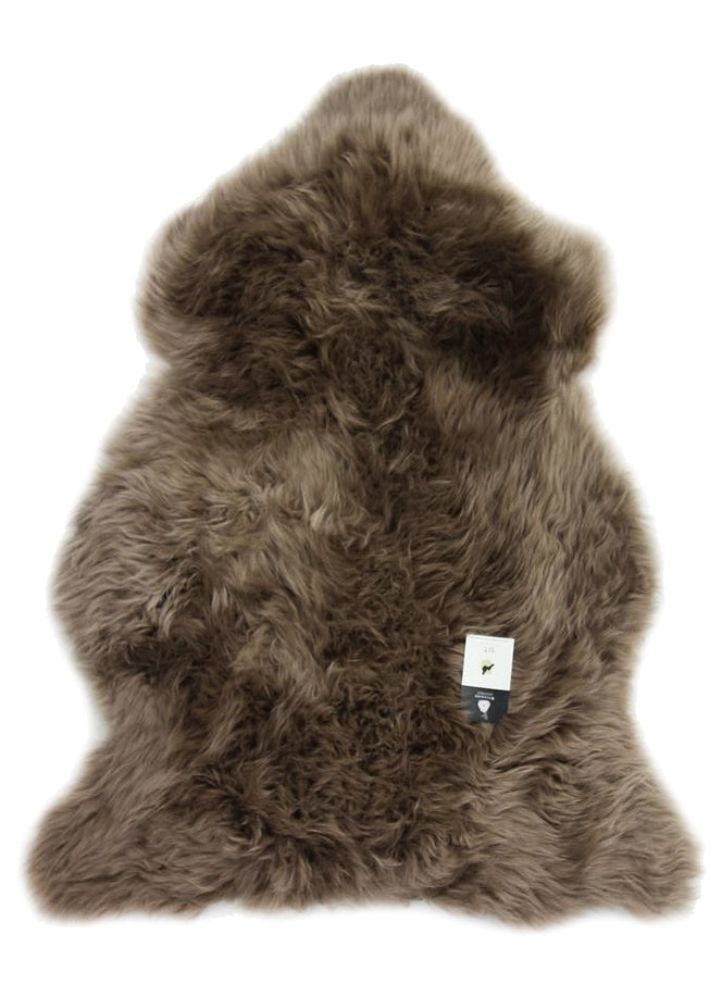 Brown Light Tip Sheepskin - HiK9