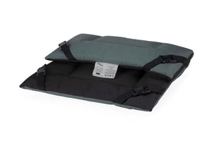 Black & Grey Water Resistant Reversible Pad - HiK9