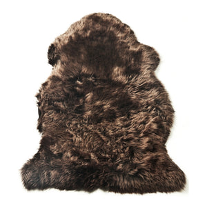 Chocolate Light Tip Sheepskin - HiK9