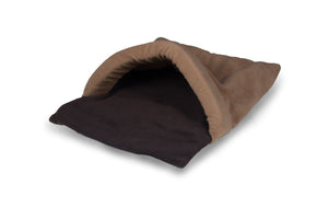 Chocolate & Tan Snuggle Tunnel - HiK9