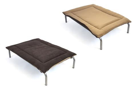 Chocolate & Tan Reversible Pad - HiK9