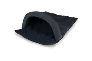 Black & Grey Snuggle Tunnel - HiK9