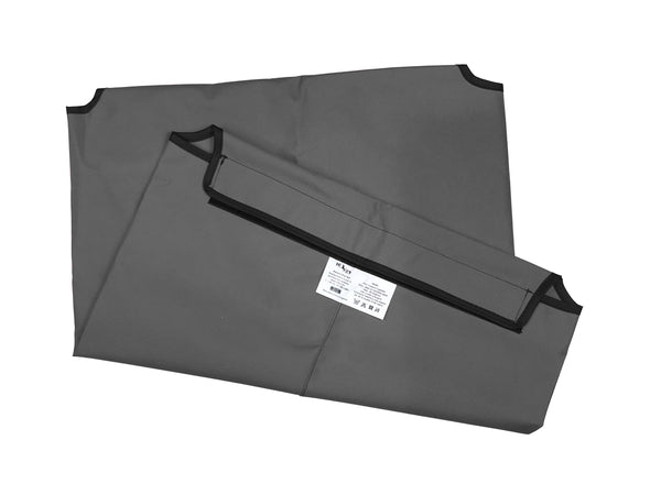 Grey Canvas Cover - HiK9
