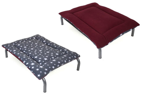 Grey Star & Mulberry Reversible Pad 20% OFF