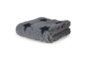 Charcoal Star & Grey Cosy Sleeve - HiK9