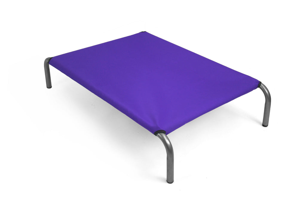 HiK9 Bed with Purple Canvas Cover