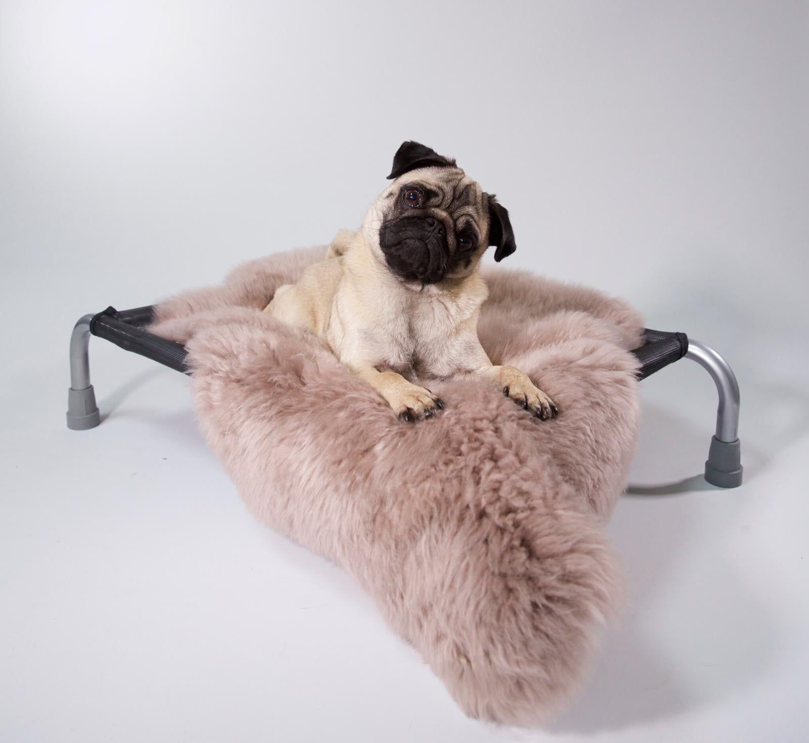 Chocolate Sheepskin - HiK9
